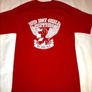 """Red Hot Chili Peppers """"By The Way"""" Tee"""